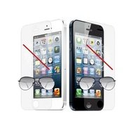Защитная пленка Ozaki O!coat-Anti-glare & fingerprint + iPhone 5/5S/SE