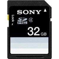 Карта памяти SONY SDHC 32GB Class 4 (SF32N4)