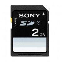 Карта памяти SONY SD 2GB (SF2N)