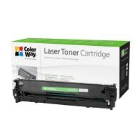 Картридж лазерный ColorWay для HP CP1215/CP1515 Black (CW-H540BKM)