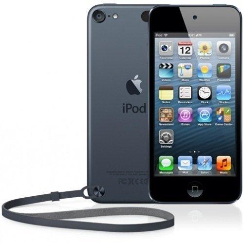 <p>Мультимедіаплеєр Apple iPod Touch 64GB Black & Slate (5Gen)</p>фото1