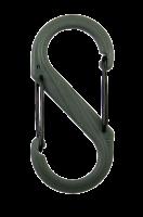 Набор карабинов Nite Ize Plastic SBP серый (94664026049)
