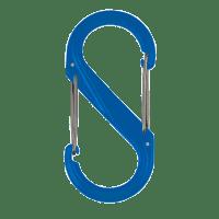 Набор карабинов Nite Ize Plastic Carb Blue SБП2 NI786