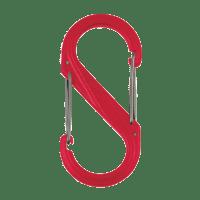 Набор карабинов Nite Ize Plastic Carb Red SБП2 NI787