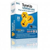ПО TuneUp Utilites 2012 Rus на 3ПК Box