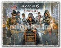 Килимок для мишки Podmyshku Assassin's Creed (4820148151008)