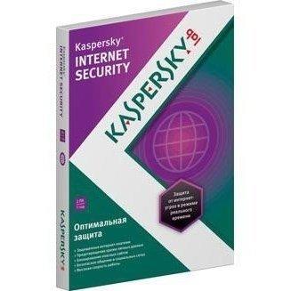 Антивирус Kaspersky Internet Security 2013 2 Desktop Обновление 5 ПК BOX фото