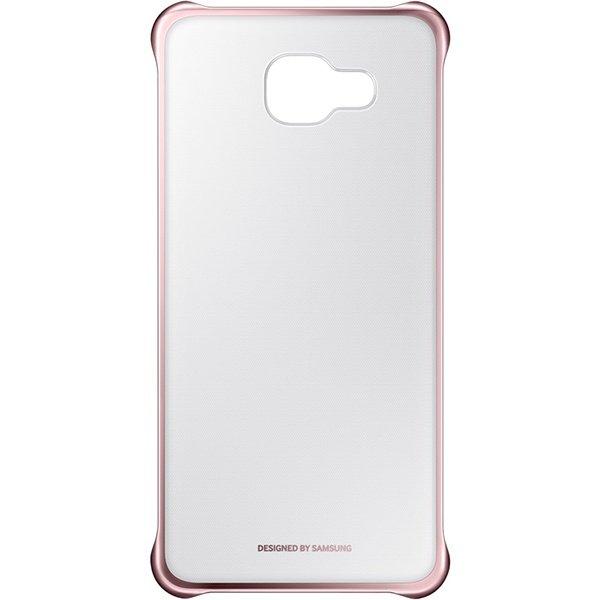 Чехол Samsung для Galaxy A7 (2016) Clear Cover Pink Gold от MOYO