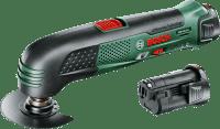 Реноватор Bosch PMF 10,8 LI, 2 аккумулятора