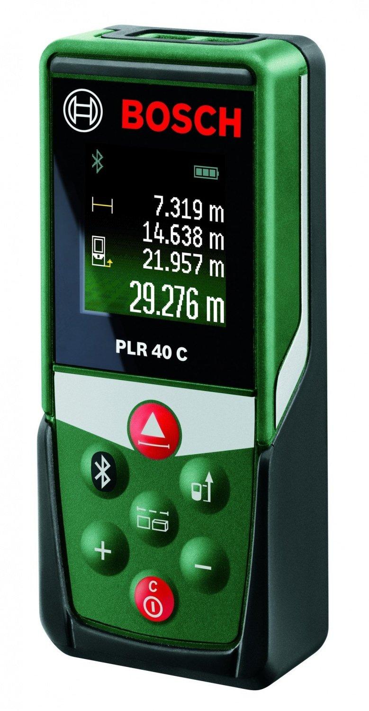Дальномер Bosch PLR 40 C фото