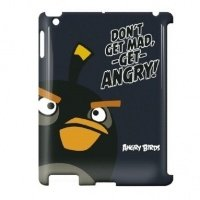 Чехол GEAR4 для планшета iPad New GEAR4 Angry Birds Black