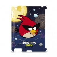 Чехол для iPad2/New iPad GEAR4 Angry Birds Space Red Bid