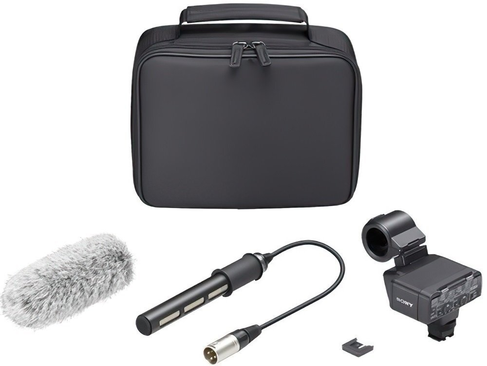 Адаптер Sony XLR-K2M + микрофон (XLRK2M.CE) фото 1
