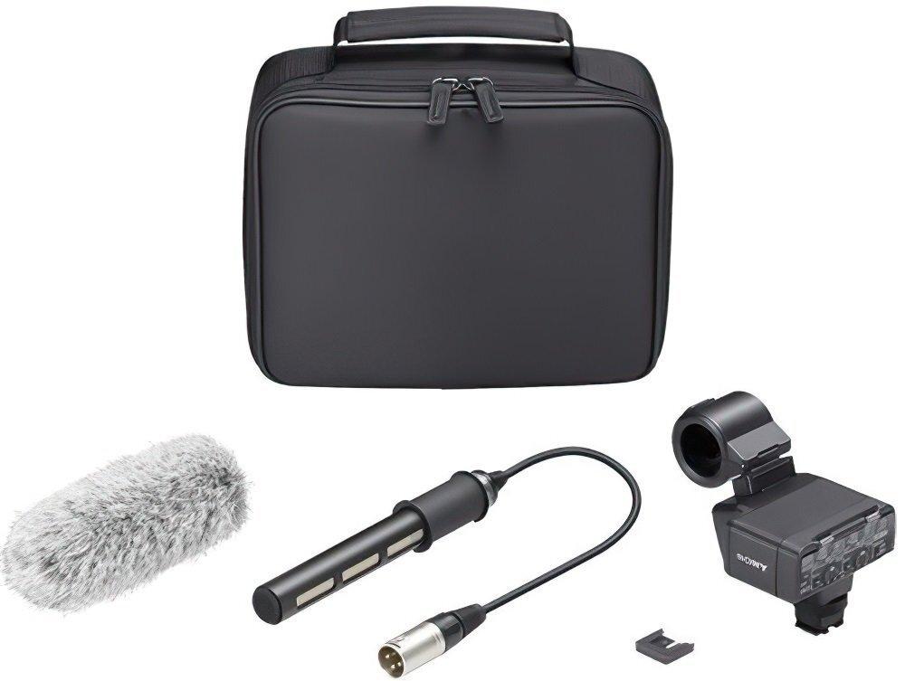 Адаптер Sony XLR-K2M + микрофон (XLRK2M.CE) фото