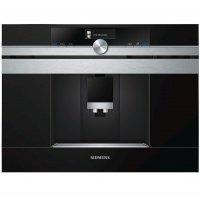 Встраиваемая кофеварка Siemens CT636LES1