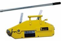 Автолебедка T-MAX HW-3200 ручная/трос+ручка 6370100