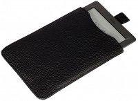 Чехол для электронной книги PocketBook А10 leather texture, Black