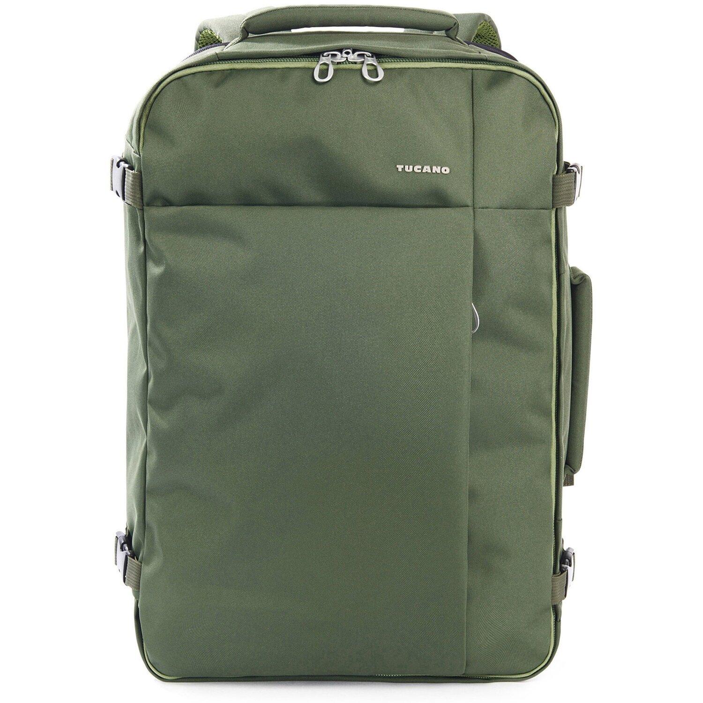 Рюкзак дорожній Tucano TUGO 'M CABIN 15.6 Green фото