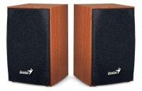 Акустическая система 2.0 Genius SP-HF160 USB Wood (31731063101)