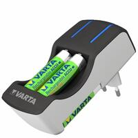 Зарядний пристрій VARTA Pocket Charger + 4AA 2100 mAh