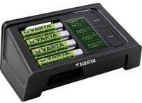 Зарядное устройство VARTA LCD Smart Charger + 4AA 2100 mAh