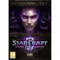 Игра PC StarCraft II: Heart of the Swarm (дополнение)