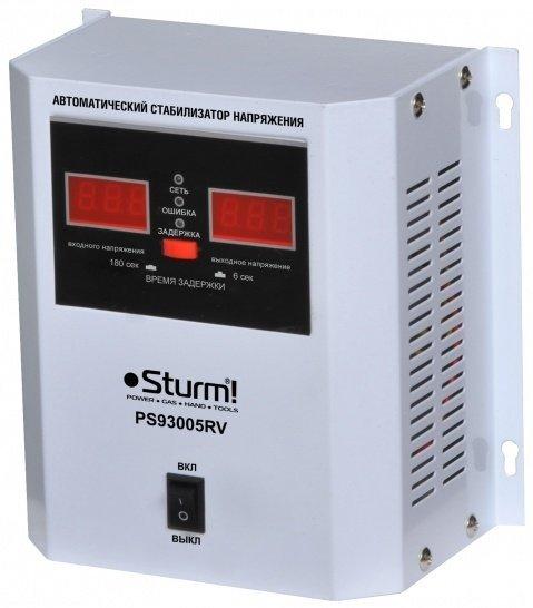 Стабілізатор напруги Sturm PS93005RVфото1