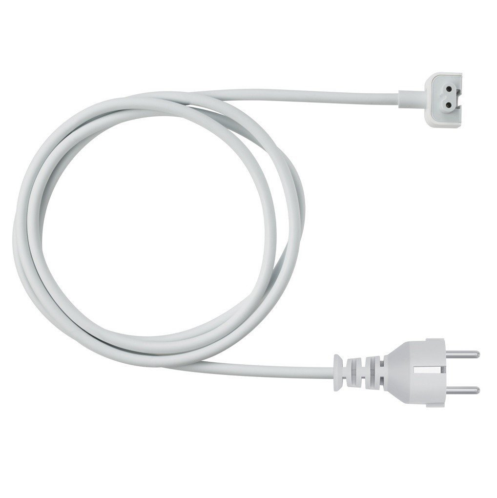 Кабель Apple power adapter extension cable фото 1