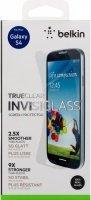 Стекло Belkin для Galaxy S4 TrueClear Invisiglass
