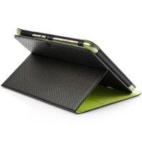 Чехол к планшету CAPDASE Protective Case Folio Dot Black/Green for Samsung Galaxy Note 10.1 GT-N8000