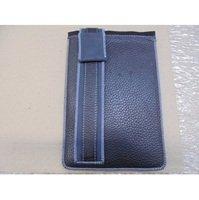 Чехол SB для планшета 7' универсальный, кожа фактурная (Black/Blue)