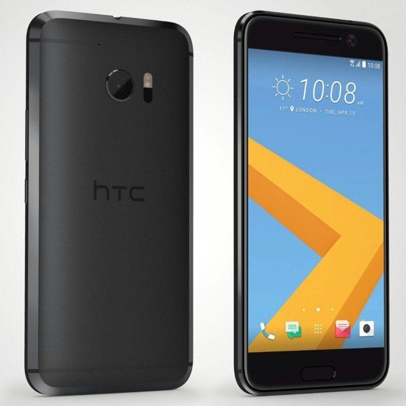 ≡ HTC 10 Lifestyle Carbon Gray - купити HTC 10 fb42c72391705