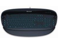 Игровая клавиатура Microsoft Reclusa Gaming Keyboard USB Port Russian Hdwr (M9VU-00013)