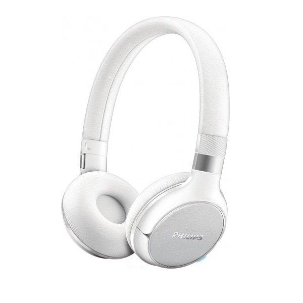 Купить Наушники Bluetooth Philips SHB9250WT/00 Mic White