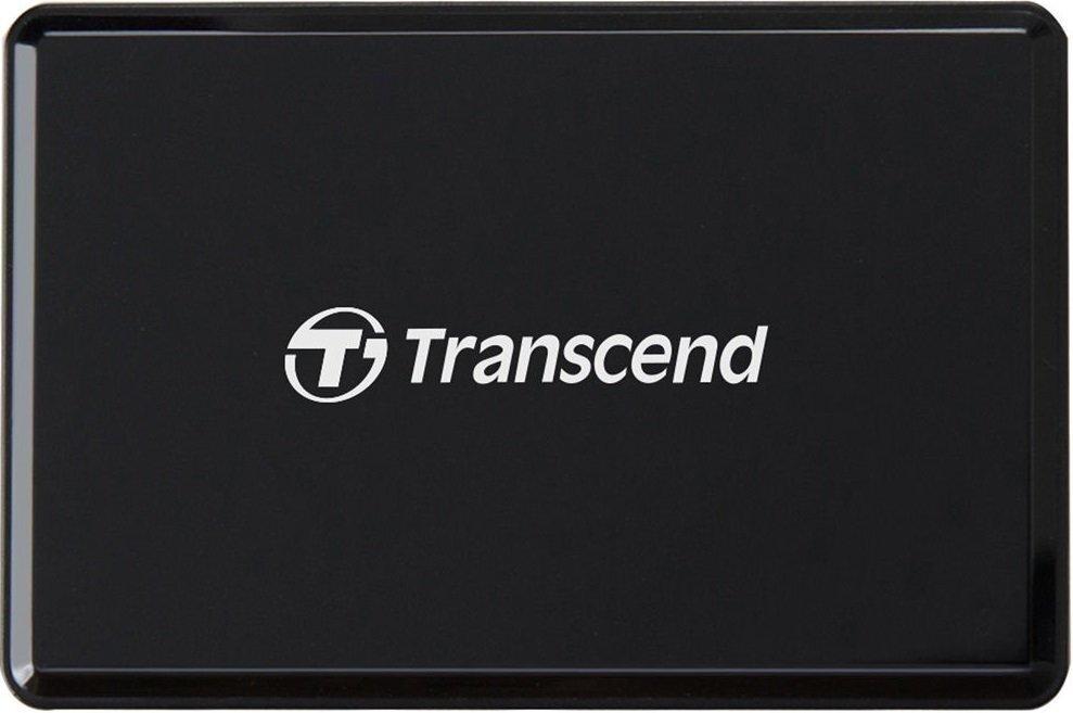Кардрідер TRANSCEND USB 3.1 RDF9K UHS-II Black R260/W190MB/sфото1