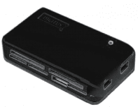 Кардридер DIGITUS USB 2.0, black