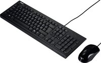 Комплект ASUS U2000 Black (90-XB1000KM00050)