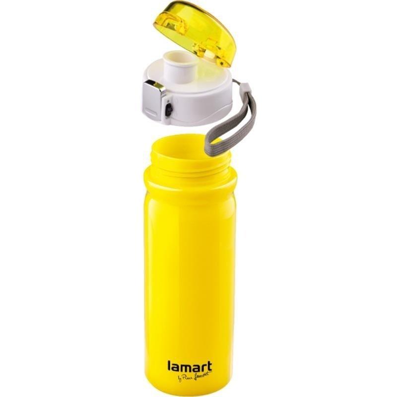 Емкость для жидкости Lamart LT4020 (Sport) 600 мл, yellow фото 1