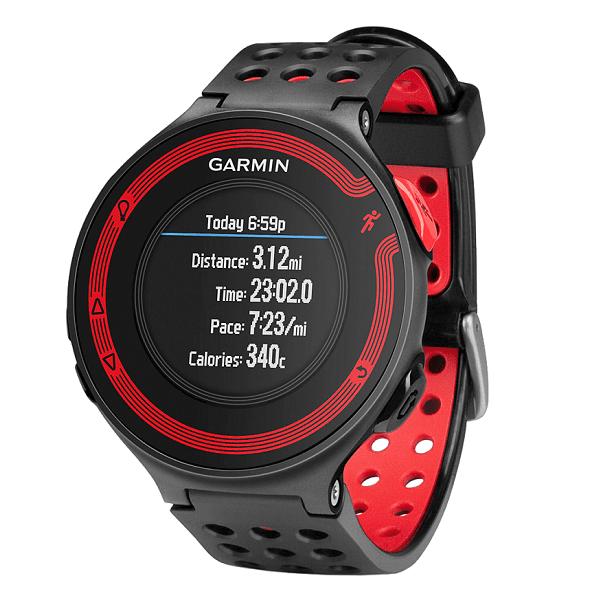 ≡ Смарт-годинник Garmin Forerunner 220 Black   Red – купити в Києві ... f088413c27ba5