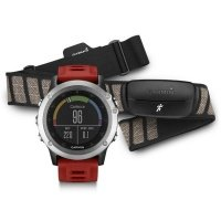 Смарт-часы GARMIN Fenix 3 Silver Performer Bundle