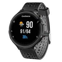 Смарт-часы Garmin Forerunner 235, GPS, EU, Black & Grey