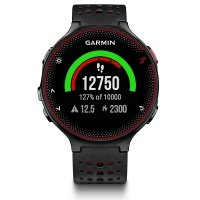 Смарт-часы GARMIN Forerunner 235 Black & Marsala Red