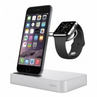 Док-станция Belkin для Apple Watch + iPhone