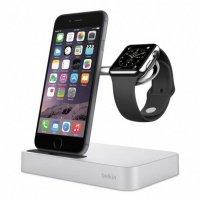 Док-станція Belkin для Apple Watch + iPhone
