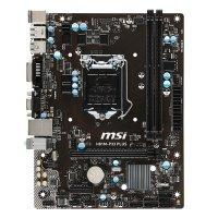 Материнська плата MSI H81M-P33_PLUS (H81M-P33_PLUS)