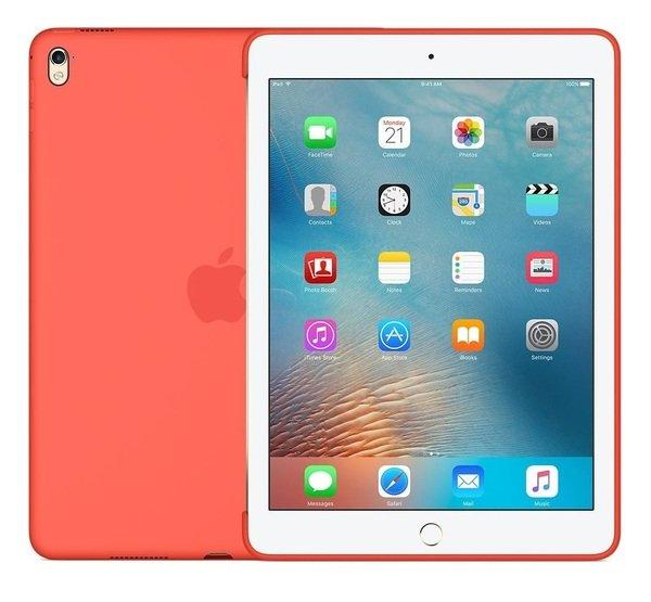 Купить Чехлы для планшетов, Чехол Apple Silicone Case для iPad Pro 9.7 Apricot (MM262ZM/A)
