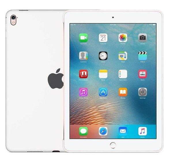 Купить Чехол Apple Silicone Case для iPad Pro 9.7 White (MM202ZM/A)