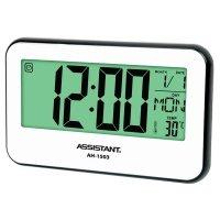 Багатофункціональний годинник Assistant 1503 - AH white