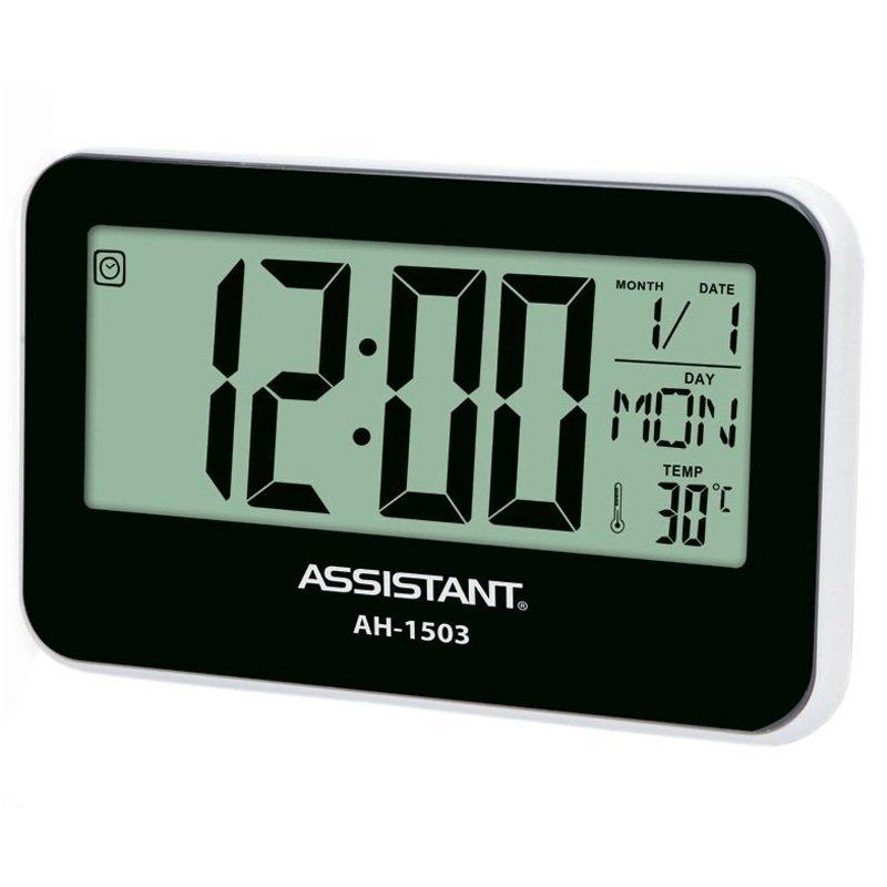 Багатофункціональний годинник Assistant 1503 - AH blackфото
