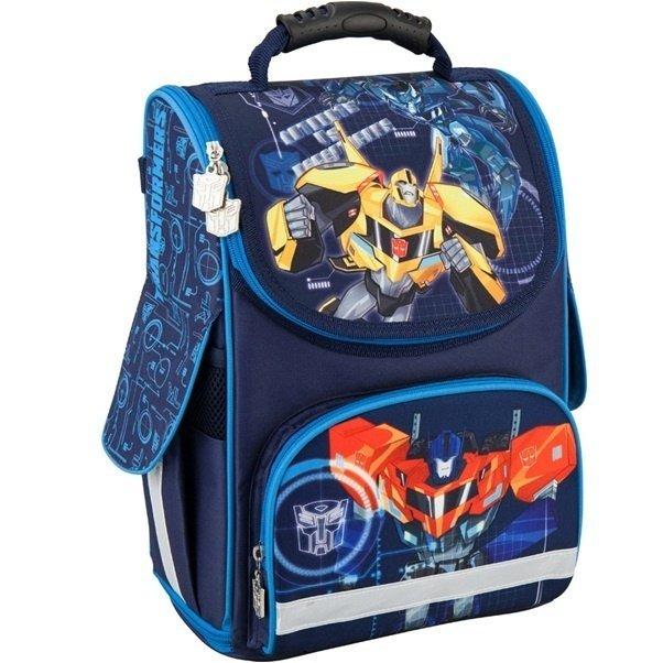 ≡ Рюкзак Kite Transformers шкільний каркасний (TF16-501S-2 ... 9ed4638367d92